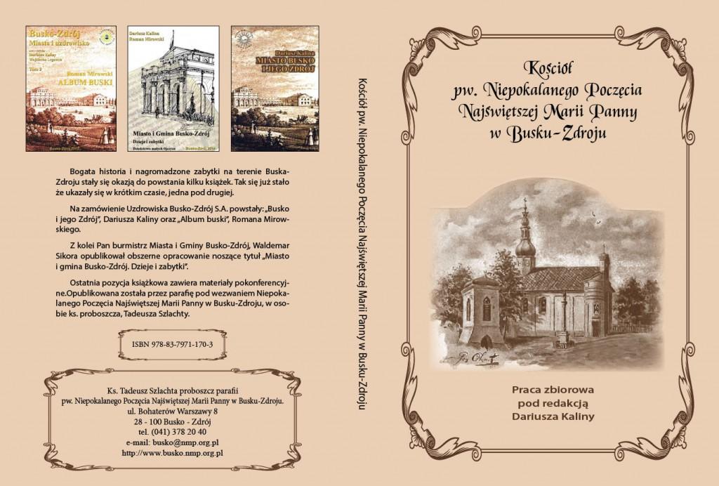 Kościół pw. Nipokalanego Poczęcia NMP w Busku-Zdroju