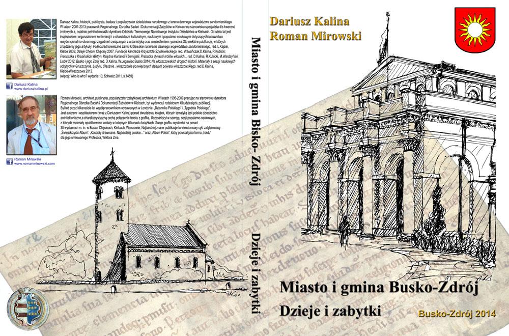 Miasto i gmina Busko-Zdrój. Dzieje i zabytki