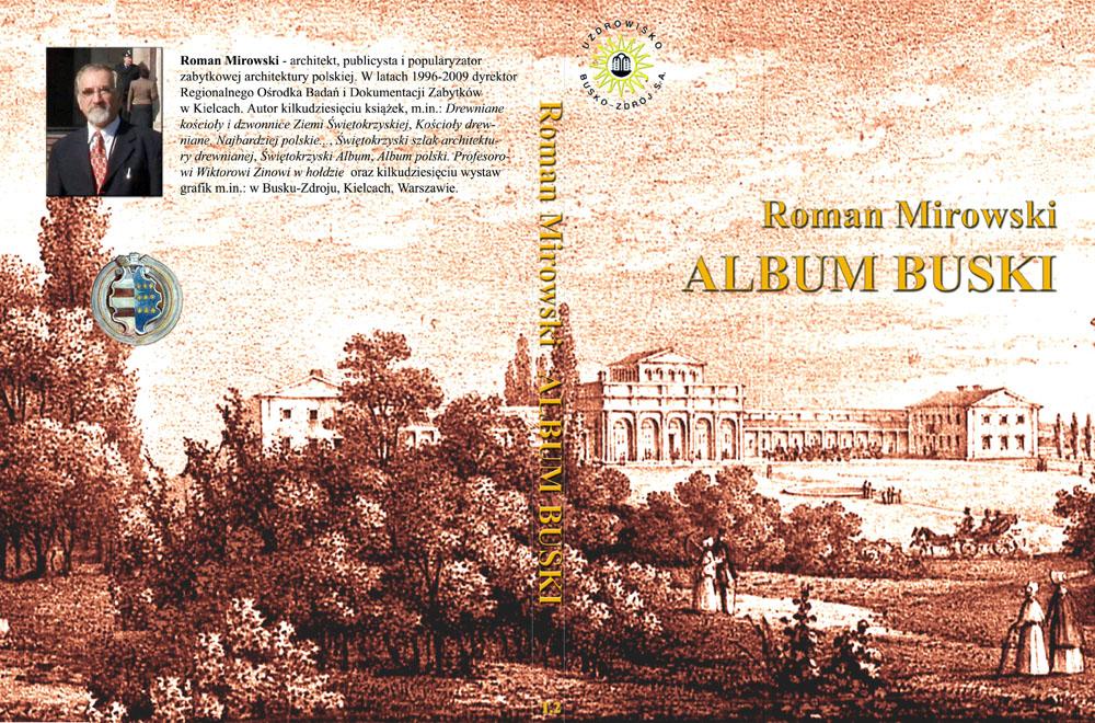 ALBUM BUSKI. Roman Mirowski