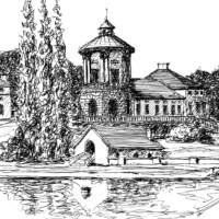 59. NA KRESACH – PONIKWA  Pałac